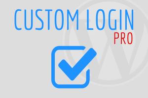 Custom Login Pro