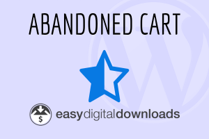 EDD Abandoned Cart
