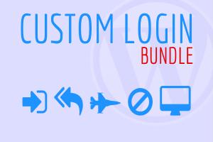 Bundle: Custom Login