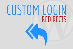 Login Redirects