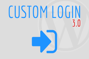 Custom Login 3.0